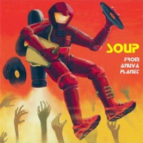 DJ Soup - From Anuva Planet Track 10 Co-Starrs MP3