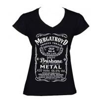 MERGATROYD JD Style T-Shirt - Female