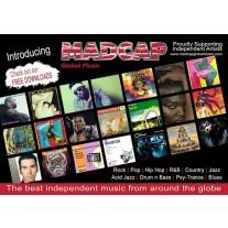 MADCAP Global Music Label Sampler DJ SOUP Mix