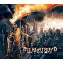 MERGATROYD - Stolen Eyes Watch The World Die - Track 06 Circumvolve MP3