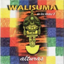Walisuma - Alturas Track 12 Llamor MP3