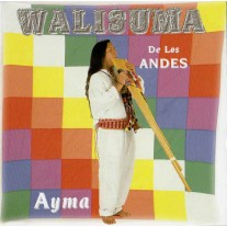 Walisuma - Ayma Track 09 Corazon Entristecido MP3