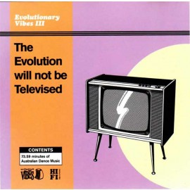 Album: Evolutionary Vibes III - The Evolution Will Not Be Televised