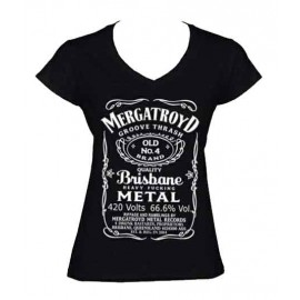 MERGATROYD JD Style T-Shirt - Female