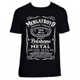 MERGATROYD JD Style T-Shirt - Male