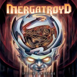 MERGATROYD - Splitting Hemispheres - front cover