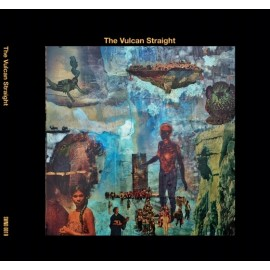 The Vulcan Straight Album Front Cover