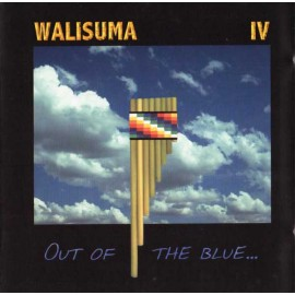 Walisuma - Out of the Blue - Track 01 Sin Palabras